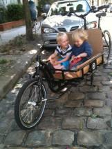 CrMo Stahl Harry mit Transportkorb