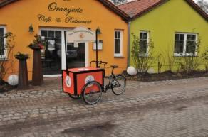 Messerad für Christine Berger Sanddornspezialitäten