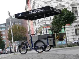 Mobile Grillstation für BMW Mini