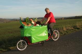 Long Harry Gemüse CargoBike