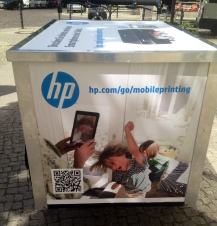 mobileprinting @ Berliner Lastenrad