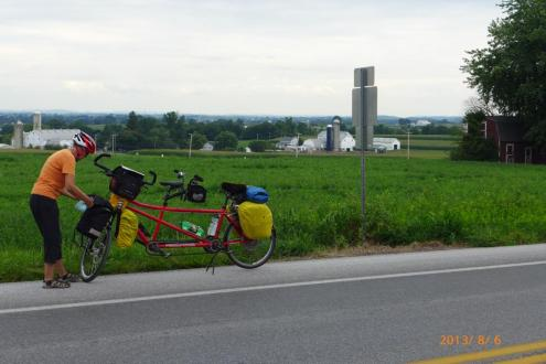 Amish Country bei Lancaster Pennsylvania