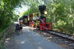 Radweg von York Pennsylvania nach Baltimore in Maryland (Heritage Trail)(1)