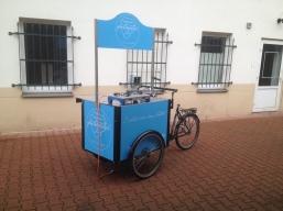 Cargo Bike - Eine tolle rollende Küche