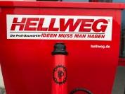 eHarry brose (Sonderedition CrMo) bei Hellweg Berlin, Münster und Bocholt im Einsatz