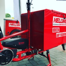 Pedalpower setzt auf brose : ein starkes Team - made in Berlin