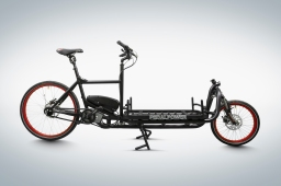 eHarry Cargobike