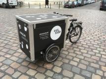Frische Express auf Rädern - Pedalpower Berliner Lastenrad